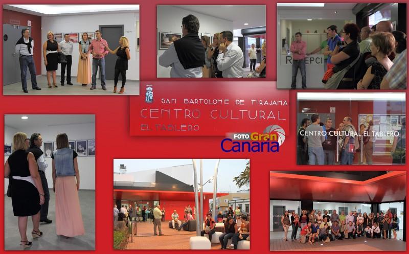 Inauguración en El Tablero