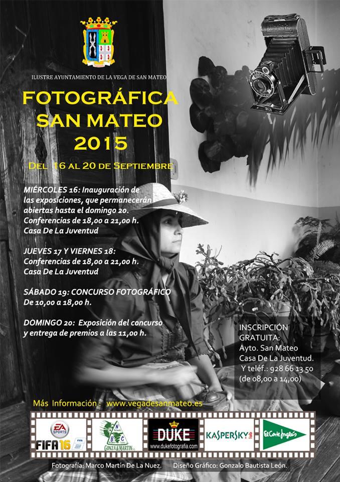 Cartel expo San Mateo