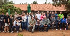 Convivencia en La Laurisilva 2013
