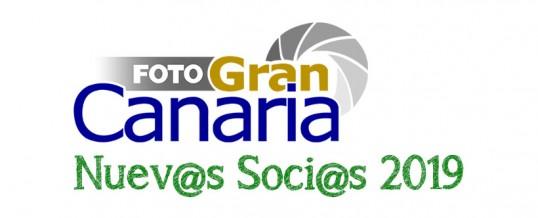 Quieres ser soci@ de Foto Gran Canaria?