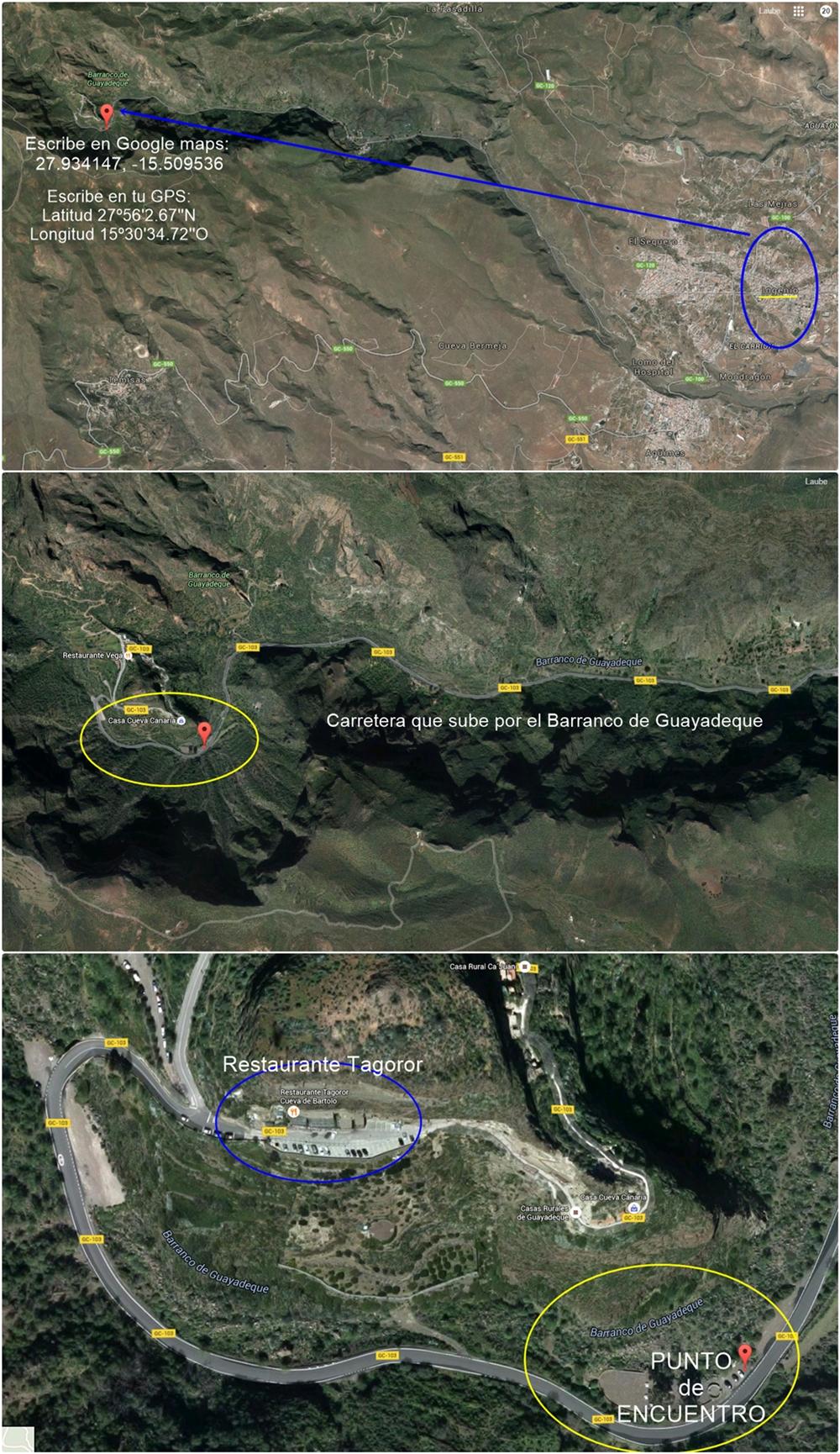 Merendero del Barranco de Guayadeque