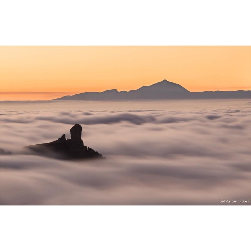 Roque Nublo - Teide (José Antonio)