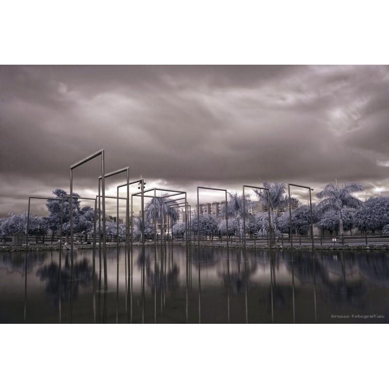 Agua y reflejo I (bresso fotografias)