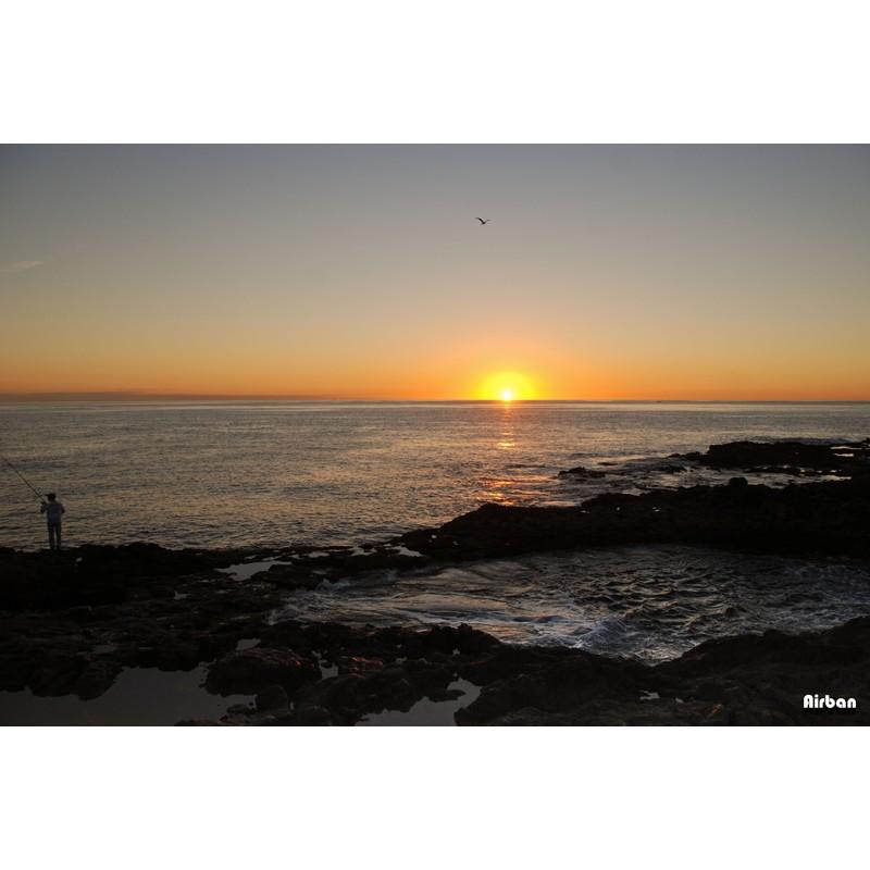 Pescador de amanecer (Airban)