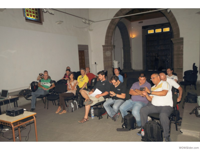 FGC Workshop 8